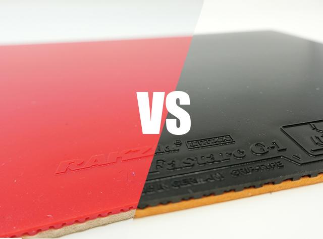抜群の安定感のファスタークG-1! vs 鋭く刺さるドライブが魅力ラクザX!
